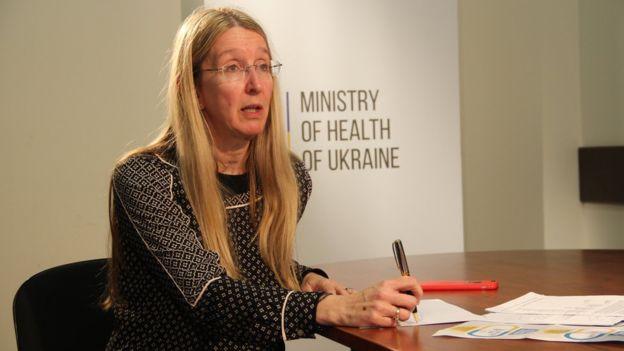 Міністр охорони здоров'я України Уляна Супрун розповіла про враження від візиту на Закарпаття