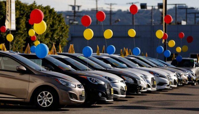 В Україні за рік вдвічі зросли продажі вживаних авто
