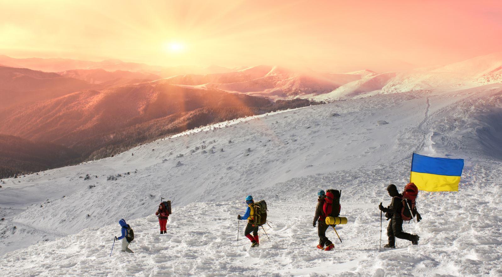 ДСНС попереджає про небезпеку сходження лавин у Карпатах