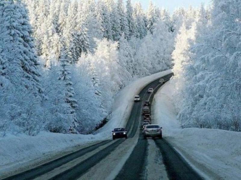 На Закарпатті та в Івано-Франківській області перевали засипало снігом