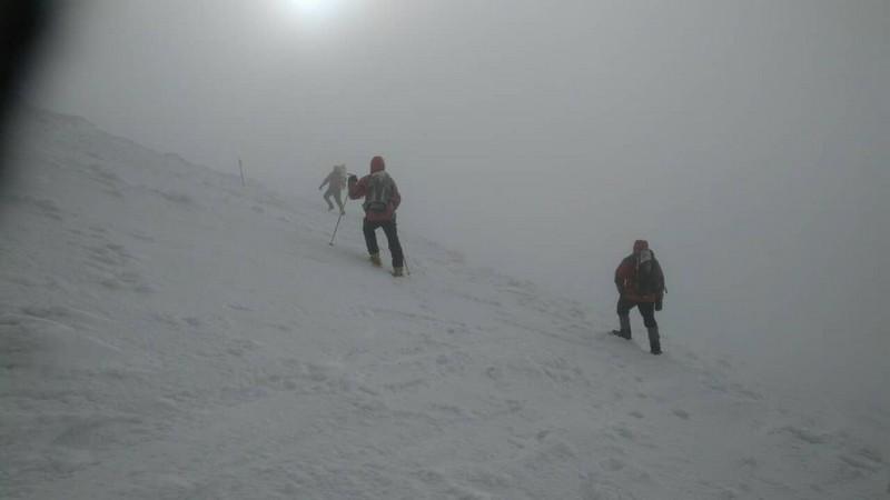 Рятувальники третю добу шукають лижника, який зник у Карпатах напередодні Різдва