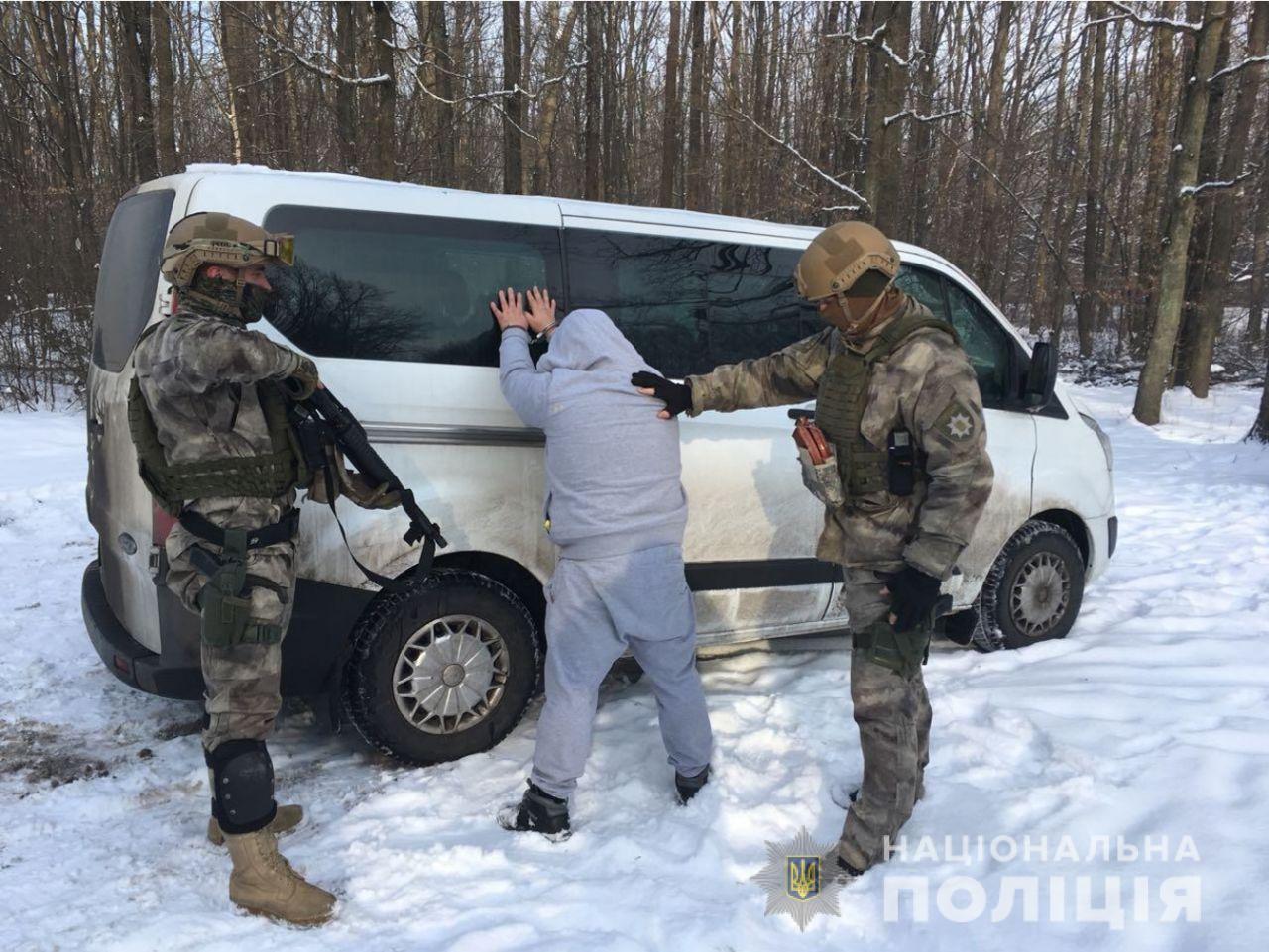 На Закарпатті затримали небезпечного злочинця із Угорщини