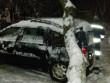 В Ужгороді дерево впало на машину