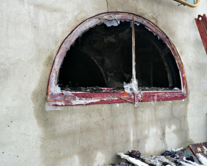 Сьогодні у Берегові під час пожежі врятували чоловіка
