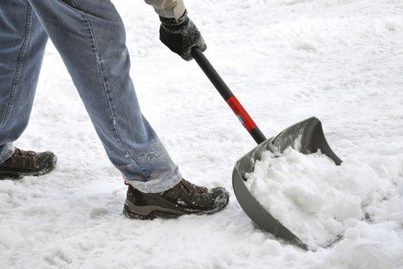 За неприбраний сніг на ужгородських підприємців можуть накласти штрафи