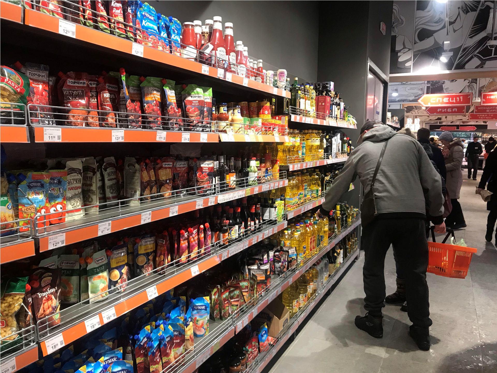 Порівняння цін на продукти у супермаркетах Tesco, Сільпо та Silverland