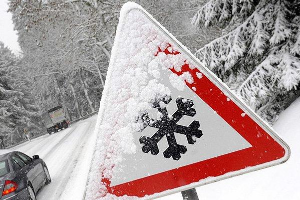 Синоптики попереджають про сильний мокрий сніг на Закарпатті