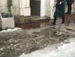 Відлига у Мукачеві: вулиці міста перетворилися на суцільні калюжі