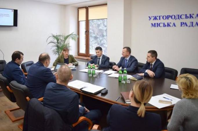 В Ужгороді побувала банкір Європейського банку реконструкції та розвитку