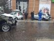 Масштабна ДТП у центральній частині Мукачева: авто їхало на чималій швидкості
