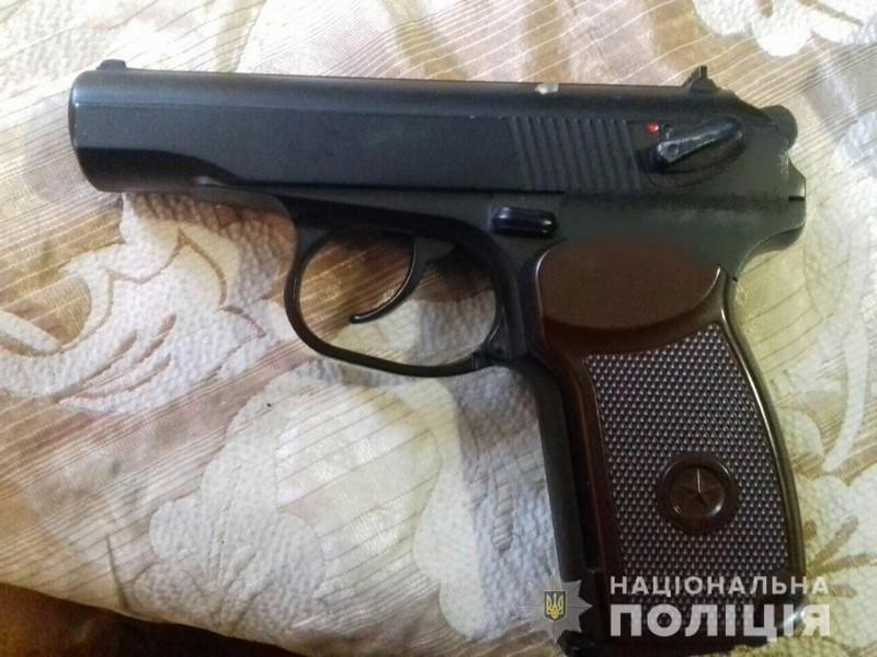 На Великоберезнянщині поліцейські сьогодні провели ряд обшуків