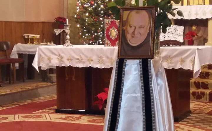 На Закарпатті прощаються з уродженцем Судової Вишні, що на Львівщині, монахом о. Юліаном Юськівим