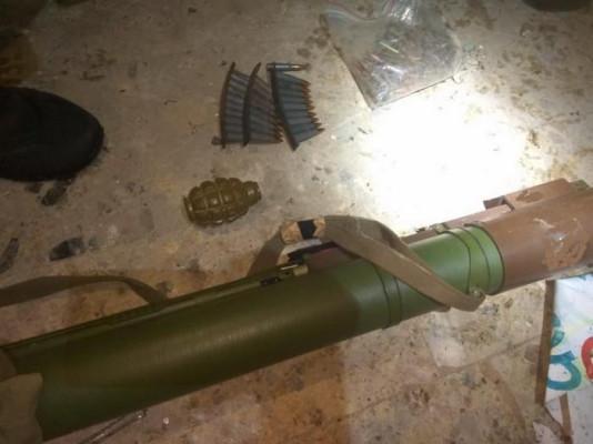 На Закарпатті СБУ затримала торгівця вибухівкою