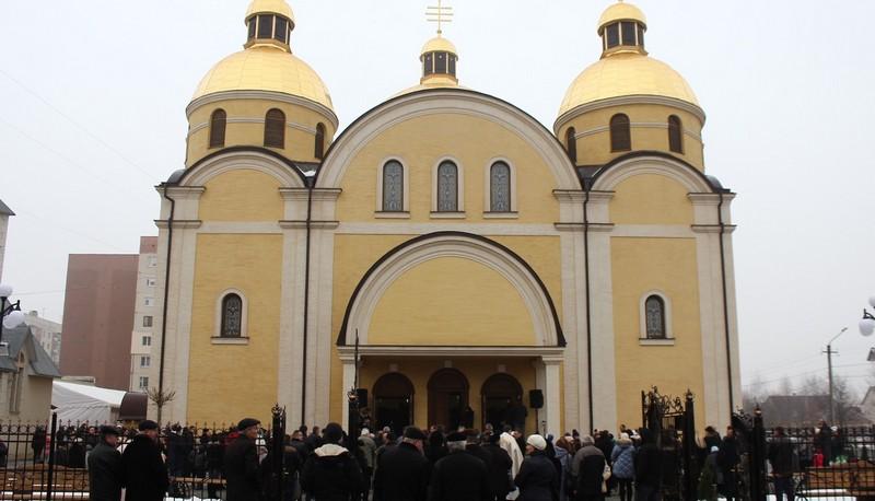 У Мукачеві сьогодні відбудеться екуменічна Богослужба