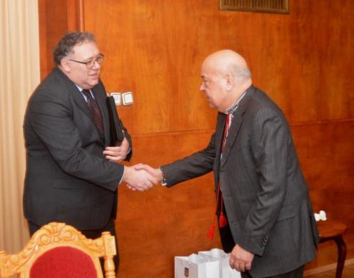 Посол Угорщини подякував Геннадію Москалю: відомо, за що саме