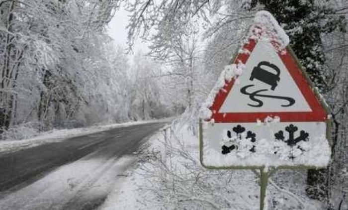 Сніг, ожеледиця та мороз: у Закарпатській області оголосили штормове попередження