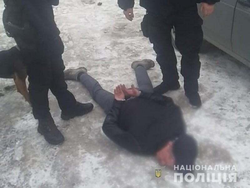 Спецоперація в Ужгороді: як на Закарпатті затримували наркозлочинця