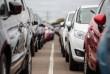 Закарпатська митниця розмитнює за новим законом 200 автомобілів за день