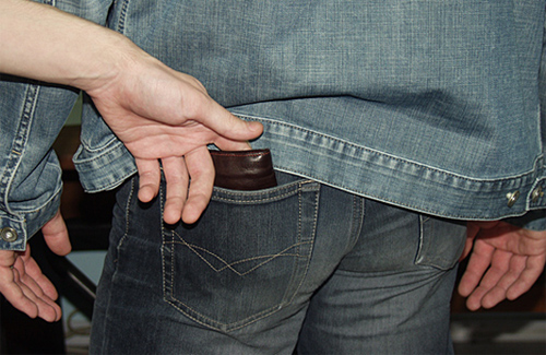 Найбільше кишенькових крадіжок на Закарпатті фіксують в Ужгороді та Мукачеві