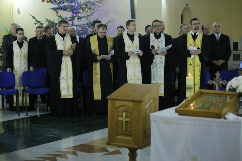 Вчора у Мукачеві відбулося екуменічне богослужіння