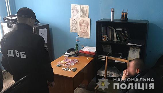"""В Ужгороді зловмисник намагався підкупити поліцейського і """"зам'яти"""" справу"""