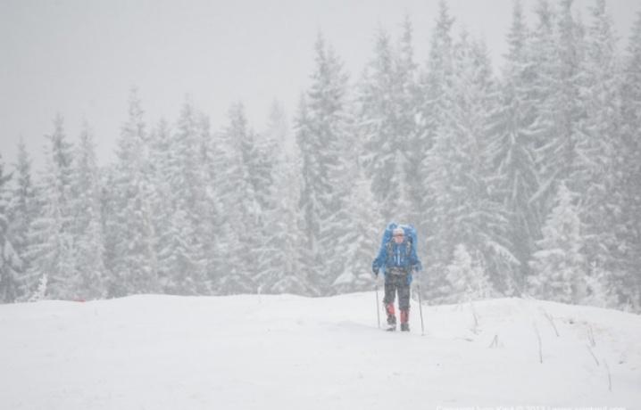 У горах заблукав турист з Німеччини: його досі не знайшли