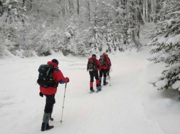 Рятувальники вдруге призупинили пошуки загиблого під лавиною туриста у Карпатах