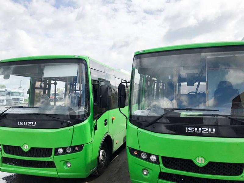 Понад 10 тисяч гривень: як заробляють водії нових автобусів у Мукачеві