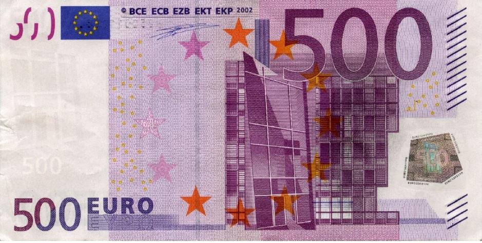 Україною ширяться фальшиві євро: як відрізнити підробку