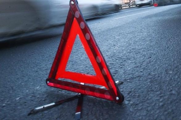В Ужгороді вночі сталася аварія. Водій намагався втекти з місця ДТП