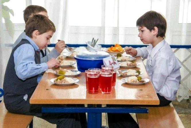Всі учні 1-4 класів шкіл Мукачева харчуватимуть безкоштовно