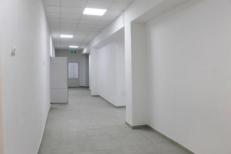 У місті Виноградів, що на Закарпатті, капітально відремонтували приймальне відділення райлікарні