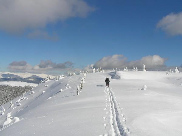 Закарпатські рятувальники дали поради, як пережити похід в гори взимку
