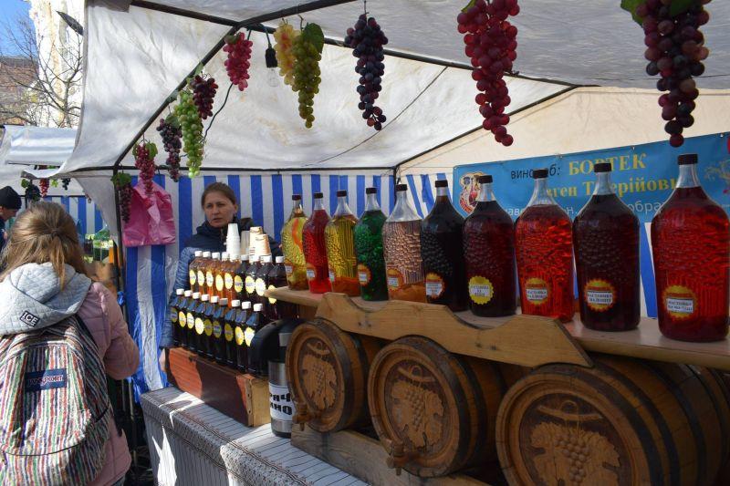 З 8 по 10 березня у Берегові відбудеться фестиваль вина