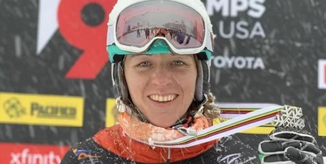Закарпатка Анна-Марі Данча завоювала срібло на Чемпіонаті світу зі сноубордингу