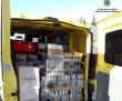 Патрульні зупинили авто, у якому виявилося чимало товарів без відповідних документів