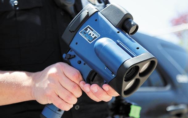 Відтепер на дорогах Закарпаття працюють два лазерні вимірювачі швидкості