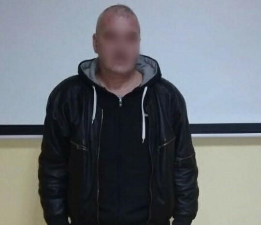 На околиці Ужгорода затримали громадянина Російської Федерації з кримінальним минулим