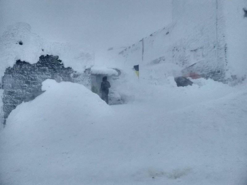 12 градусів морозу: закарпатців попереджають про погіршення погоди
