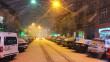 Ужгород засипає снігом