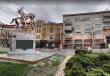 У центрі Мукачева встановлюють новий пам'ятник