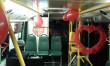 День закоханих у Мукачеві: пасажирам однієї з маршруток зробили неочікуваний сюрприз