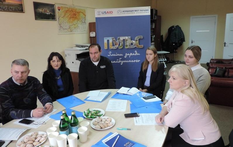 В Ужгороді відбувся практикум з питань розробки інфраструктурних та інвестиційних проектів