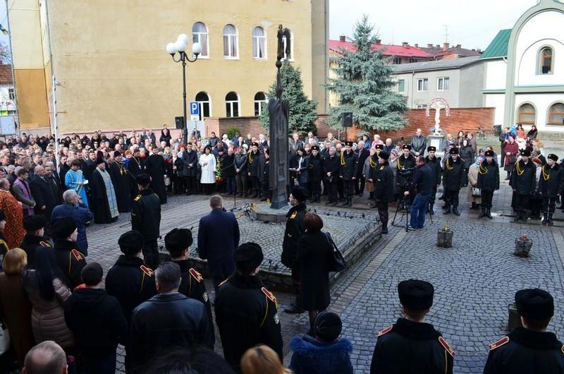15 лютого у Мукачеві проведуть мітинг-реквієм