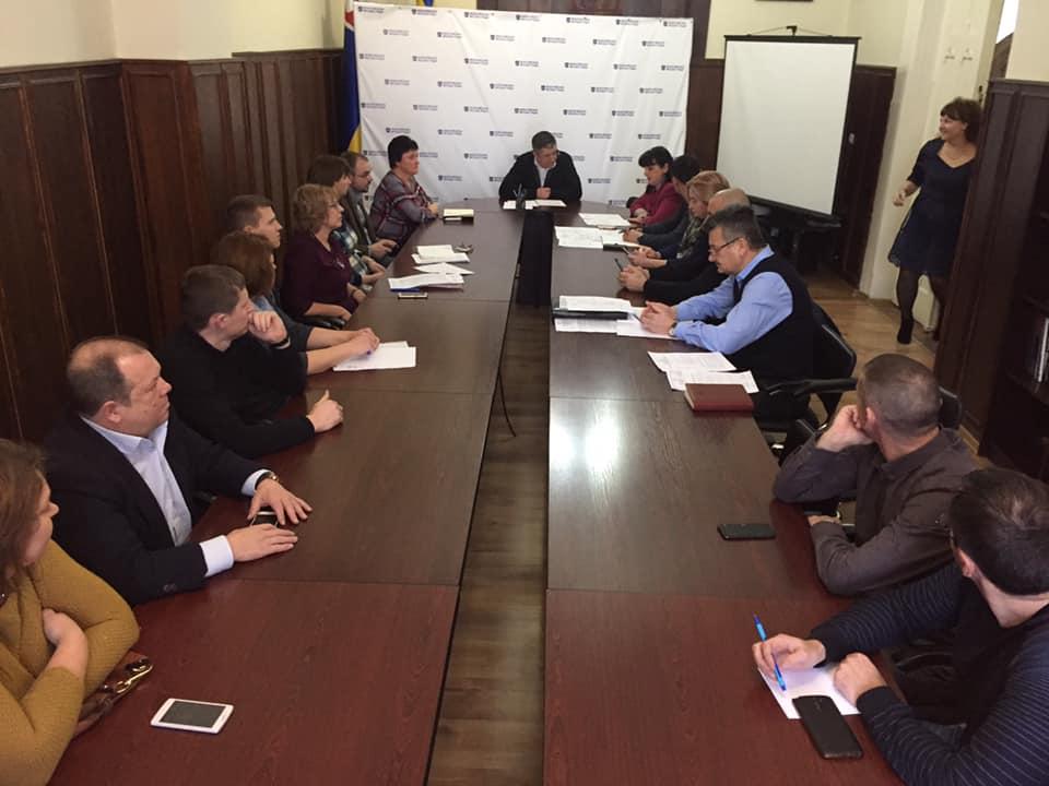 Із 18 лютого школи та дитсадки Мукачева відновлюється навчально-виховний процес