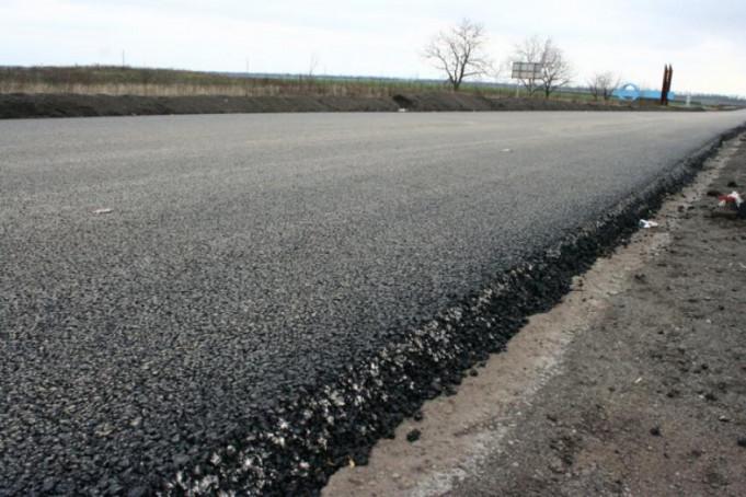 Закарпатська дорога, яку ремонтували іноземці, витримала зиму