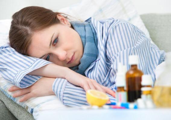 У області знизився рівень захворюваності на ГРІ