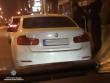 В Ужгороді нетверезий водій невдало припаркувався і скоїв ДТП