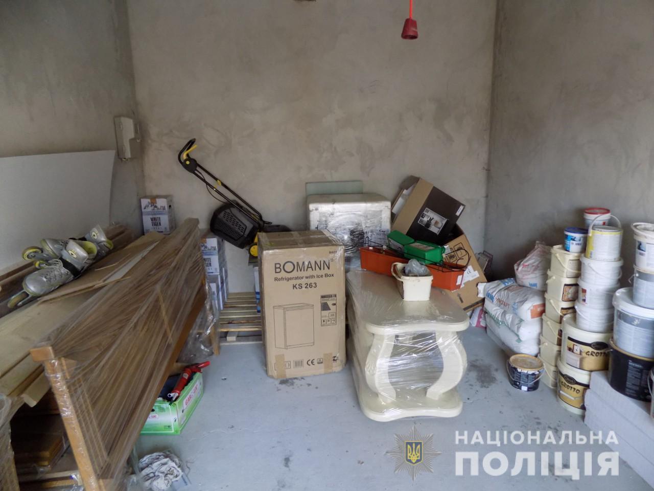 Чоловіки скоїли злочин в Ужгороді на вулиці Собранецькій