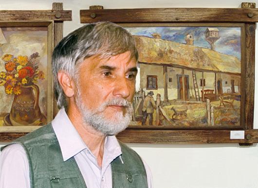 Життя і творчість закарпатського художника Петра Пуги